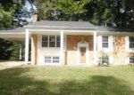Foreclosed Home in Upper Marlboro 20772 WESTVIEW DR - Property ID: 4052115877