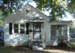 Foreclosed Home in Evansville 47711 E COLUMBIA ST - Property ID: 4066536603