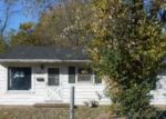 Foreclosed Home in Evansville 47714 HICKS DR - Property ID: 4071738865