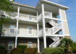 Foreclosed Home in Myrtle Beach 29579 CRUMPET CT - Property ID: 4072520640