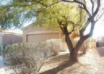 Foreclosed Home in Sahuarita 85629 E CALLE PUENTE AZUL - Property ID: 4073369881