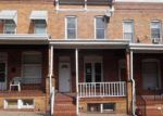 Foreclosed Home in Baltimore 21213 CHESTERFIELD AVE - Property ID: 4075207613
