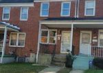 Foreclosed Home in Baltimore 21229 BENZINGER RD - Property ID: 4075748504