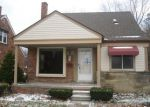 Foreclosed Home in Dearborn 48124 CULVER AVE - Property ID: 4081478969