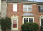 Foreclosed Home in Frederick 21702 SUMNER DR - Property ID: 4088765985