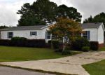 Foreclosed Home in Sneads Ferry 28460 OAK DALE LN - Property ID: 4089054597