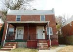Foreclosed Home in Baltimore 21206 LILLYAN AVE - Property ID: 4089440900