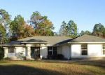 Foreclosed Home in Dunnellon 34434 W BARLOW PL - Property ID: 4090932181