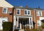 Foreclosed Home in Baltimore 21229 COLEHERNE RD - Property ID: 4091092938