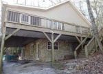 Foreclosed Home in Scaly Mountain 28775 GREEN COVE RD - Property ID: 4093957720