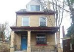 Foreclosed Home in Pittsburgh 15214 VETERAN ST - Property ID: 4097975696