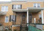 Foreclosed Home in Baltimore 21206 EIERMAN AVE - Property ID: 4102235419