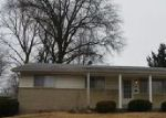Foreclosed Home in Florissant 63033 SACKETT DR - Property ID: 4104329823