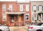 Foreclosed Home in Baltimore 21224 N CLINTON ST - Property ID: 4105470295