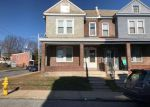Foreclosed Home in Wilmington 19802 N MONROE ST - Property ID: 4109564478