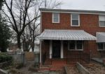 Foreclosed Home in Baltimore 21206 HILLTOP AVE - Property ID: 4109623607