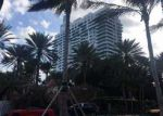 Foreclosed Home in Miami Beach 33139 S POINTE DR - Property ID: 4114331834