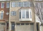Foreclosed Home in Silver Spring 20901 SEATON SQUARE DR - Property ID: 4116861118