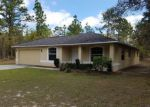 Foreclosed Home in Dunnellon 34433 N STAFFORD DR - Property ID: 4127309883