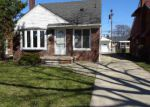 Foreclosed Home in Eastpointe 48021 STRICKER AVE - Property ID: 4128956207