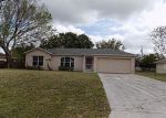 Foreclosed Home in Port Saint Lucie 34953 SW ESTATE AVE - Property ID: 4129371410
