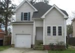 Foreclosed Home in Virginia Beach 23452 CHAMPLAIN LN - Property ID: 4129988519