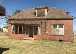 Foreclosed Home in Altus 73521 N CHALMERS ST - Property ID: 4141908417