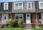 Foreclosed Home in Baltimore 21206 RADECKE AVE - Property ID: 4145925969