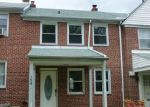 Foreclosed Home in Baltimore 21239 E BELVEDERE AVE - Property ID: 4149120537