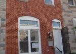 Foreclosed Home in Baltimore 21205 N LUZERNE AVE - Property ID: 4152517462