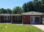 Foreclosed Home in Haysville 67060 CLINTON AVE - Property ID: 4161809522
