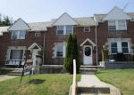 Foreclosed Home in Baltimore 21212 RADNOR AVE - Property ID: 4161849374