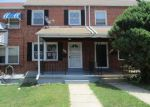 Foreclosed Home in Baltimore 21223 PARKSLEY AVE - Property ID: 4163863622