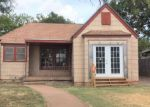 Foreclosed Home in Abilene 79603 KIRKWOOD ST - Property ID: 4199068856