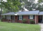 Foreclosed Home in Fuquay Varina 27526 COKESBURY RD - Property ID: 4210351939