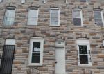 Foreclosed Home in Baltimore 21205 N PORT ST - Property ID: 4216345607