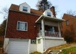 Foreclosed Home in Pittsburgh 15235 EVALINE ST - Property ID: 4227695708
