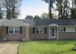 Foreclosed Home in Chesapeake 23323 BLANCHE CT - Property ID: 4228077173