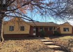 Foreclosed Home in Oklahoma City 73110 W SILVERWOOD DR - Property ID: 4233151546
