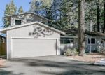 Foreclosed Home in South Lake Tahoe 96150 S SHORE DR - Property ID: 4234048968