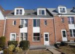 Foreclosed Home in Baltimore 21213 BRENDAN AVE - Property ID: 4249700386