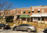 Foreclosed Home in Baltimore 21223 W LEXINGTON ST - Property ID: 4249708715