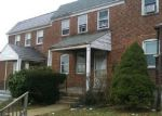 Foreclosed Home in Baltimore 21229 LYNDHURST ST - Property ID: 4253583469