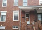 Foreclosed Home in Baltimore 21205 N CLINTON ST - Property ID: 4259599928