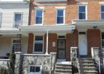 Foreclosed Home in Baltimore 21218 BARTLETT AVE - Property ID: 4267638491
