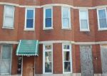 Foreclosed Home in Baltimore 21223 N CALHOUN ST - Property ID: 4272337966