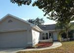 Foreclosed Home in Spring Hill 34609 AMBER WOODS ST - Property ID: 849163416