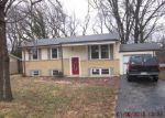 Foreclosed Home in Fairview Heights 62208 PEARSON DR - Property ID: 875351638