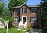 Foreclosed Home in Lanham 20706 MARYLAND ST - Property ID: 988148776