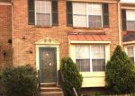 Short Sale in Laurel 20707 FENWICK CT - Property ID: 6320793577